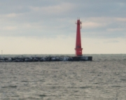 Muskegon South Pierhead Light Picture Puzzle