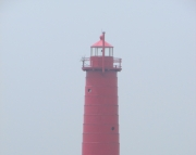 Muskegon South Pier Light Picture Puzzle Number 4