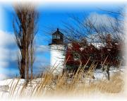 Point Betsie Winter Picture Puzzle