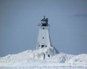 Ludington Winter Picture Puzzle