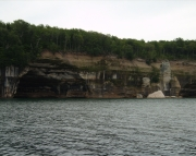 Pictured Rocks Picture Puzzle Number5
