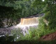 Upper Tahquamenon Falls Picture Puzzle