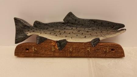 King Salmon Key Holder