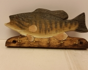 Smallmouth Bass Key Holder