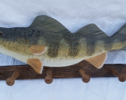 Walleye Coat Holder