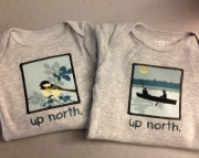 Up North Onesie