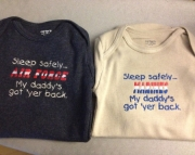 Sleep Safely Onesie Long Sleeve
