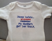 Sleep Safely Onesie