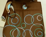 Gotta Love Circles Bag