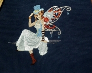 The Steampunk Fairy Betsy Bag