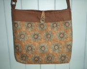 Tuscan Sunflower Cross body bag (B)