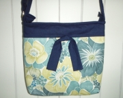 Sunshine Floral Cross Body Bag (M)