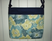 Sunshine Floral Cross Body Bag (l)