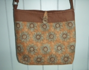 Tuscan Sunflower Cross Body Bag