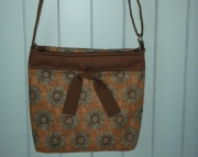 Tuscan Sunflower Cross Body Bag (t)