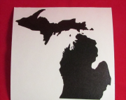 Michigan Vinyl Decal