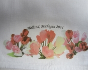 14 Cotton Kitchen Towel 2014 Holland Mi