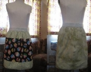 Cupcake Dreams Reversible Apron