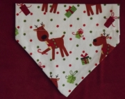 Reindeer Over the Collar Bandana-s
