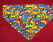 Superman Over the Collar Bandana-l
