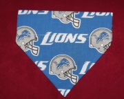 Lions Over the Collar Bandana-s