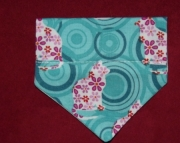 Cat Over the Collar Bandana-xs