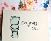 Toilet Training Card