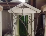 Bird Feeder - Open end