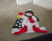 snowman cardinal