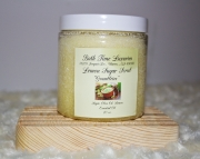 Lemon Sugar Scrub 10oz