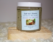 Lavender Sea Salt Scrub 14 oz