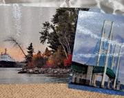 Glass Photo Cutting Board 8 X 11