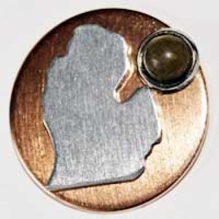 Lower Michigan Pin