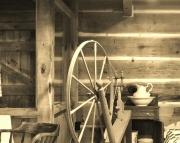 1850s Log House