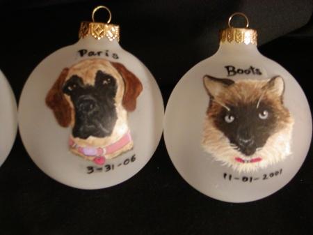 Pet Ornaments