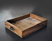 Hickory Serving Tray