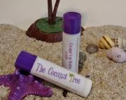 Grape Flavored Lip Balm with Stevia