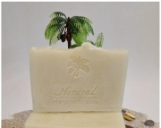 Basic Bar Soap / unscented Soap / Natural Soap / Antibacterial Soap / 5oz bar soap / Vegan Soap