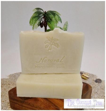 Basic Bar Soap / Unscented Soap / Natural Soap / Antibacterial Soap / 5oz Bar Soap / Vegan Soap