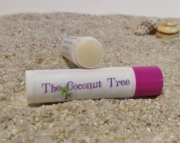Raspberry Flavored Lip Balm with Stevia