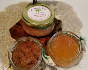 Honeysuckle Sea Salt Body Scrub 3oz