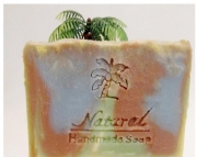 Indian Sandalwood Vanilla Soap 5oz Natural