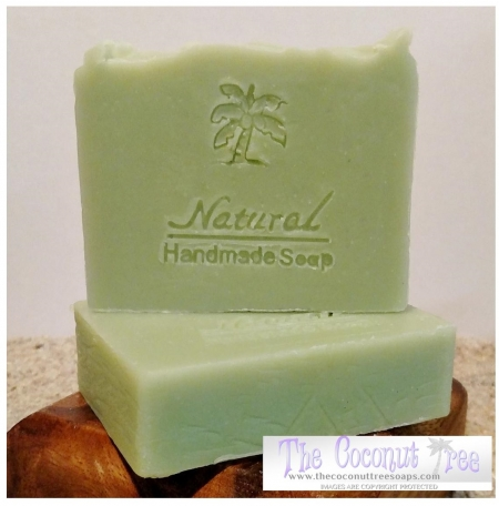Tea Tree Soap 5oz Natural