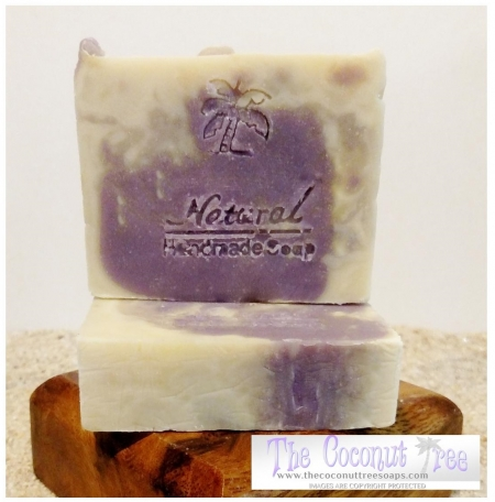 Lilac Scented Soap 5oz Natural