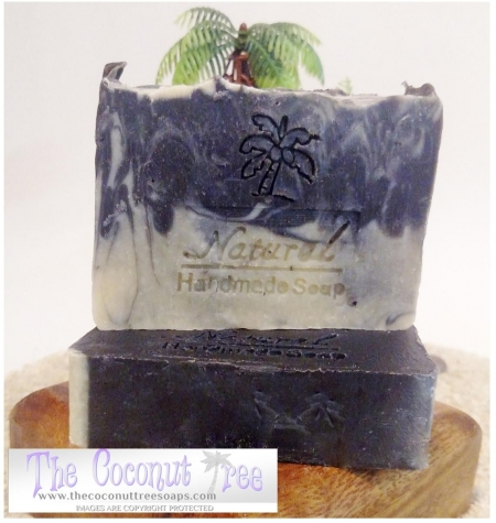 Activated Charcoal Soap 5oz Natural Soap