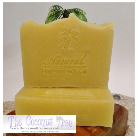 Anakin's Protector / 5oz Bar Soap / Natural Soap / Handmade Soap