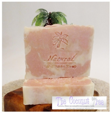 Pear Berry Vanilla Scented Soap 5oz Natural