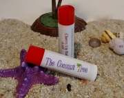 Cherry Flavored Lip Balm with Stevia