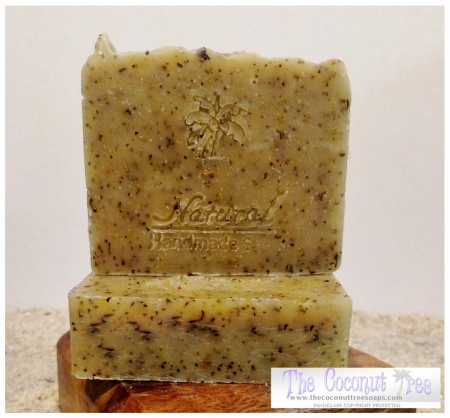 Orange Peppermint Soap 5oz Natural