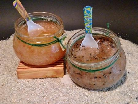 Bergamot Orange Body Salt Scrub 10oz